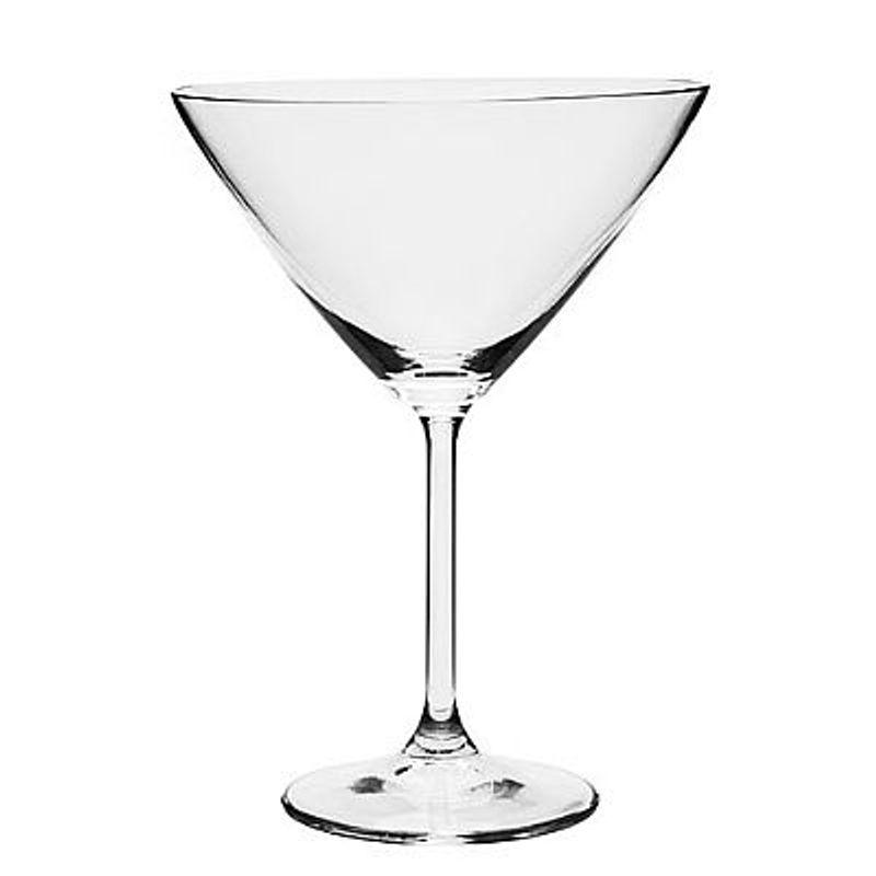 Jogo 6 Taças Sorvete Cristal - Bohemia