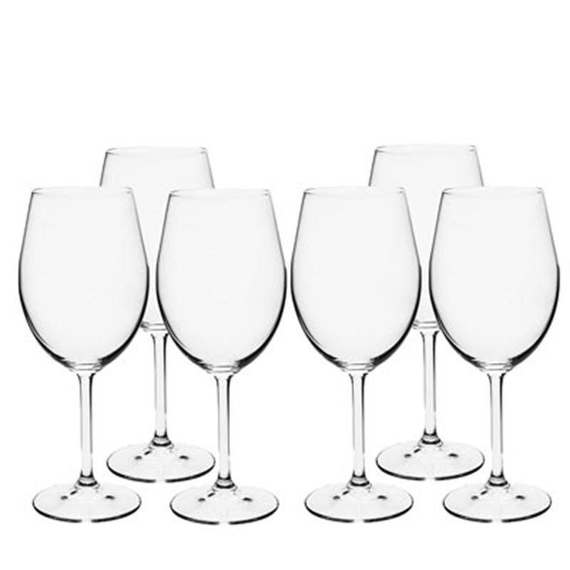 Jogo 6 Taças Vinho Gastro 580ml - Full-Fit