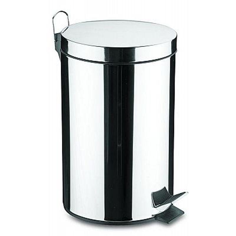 Lixeira Banheiro Com Pedal 5 Litros - Tramontina