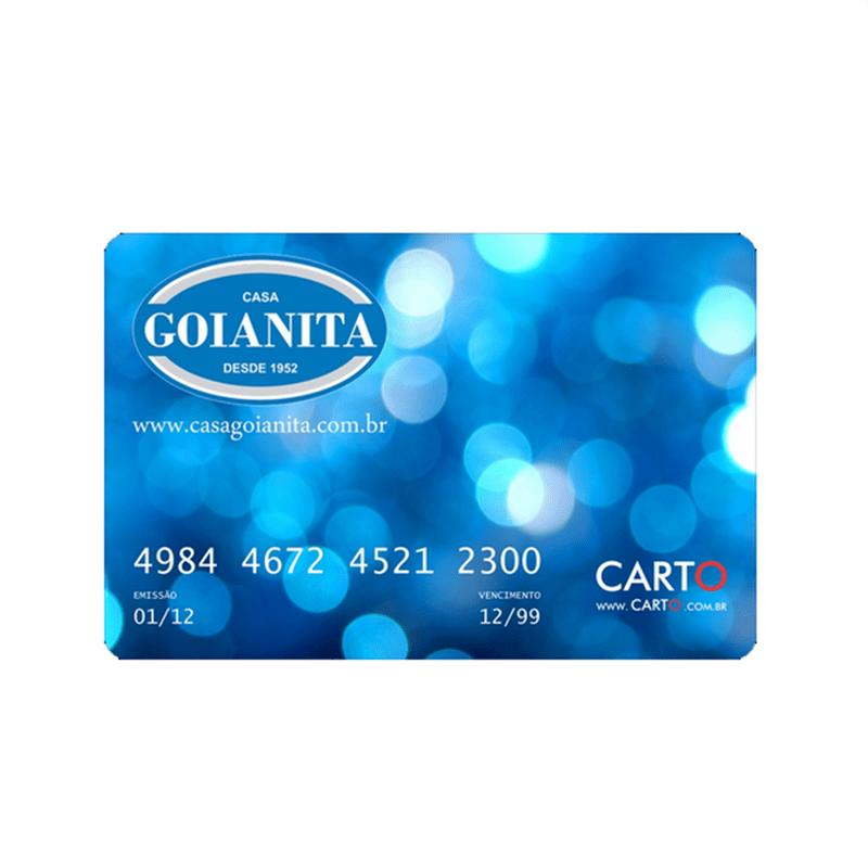 Cartão Presente Casa Goianita R$ 600