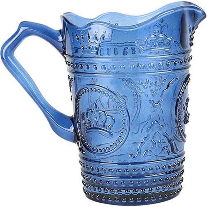 Jarra Crown Azul 1 litro – Rojemac