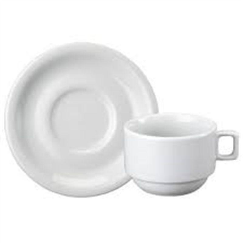 Xicara Chá Com Pires  Emp Com Protel - Schmidt