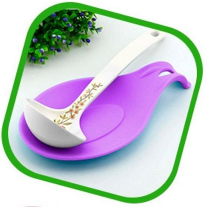 Descanso Talher Silicone - Kehome