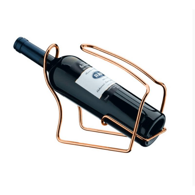 Porta Garrafa Vinho Cobre - Future
