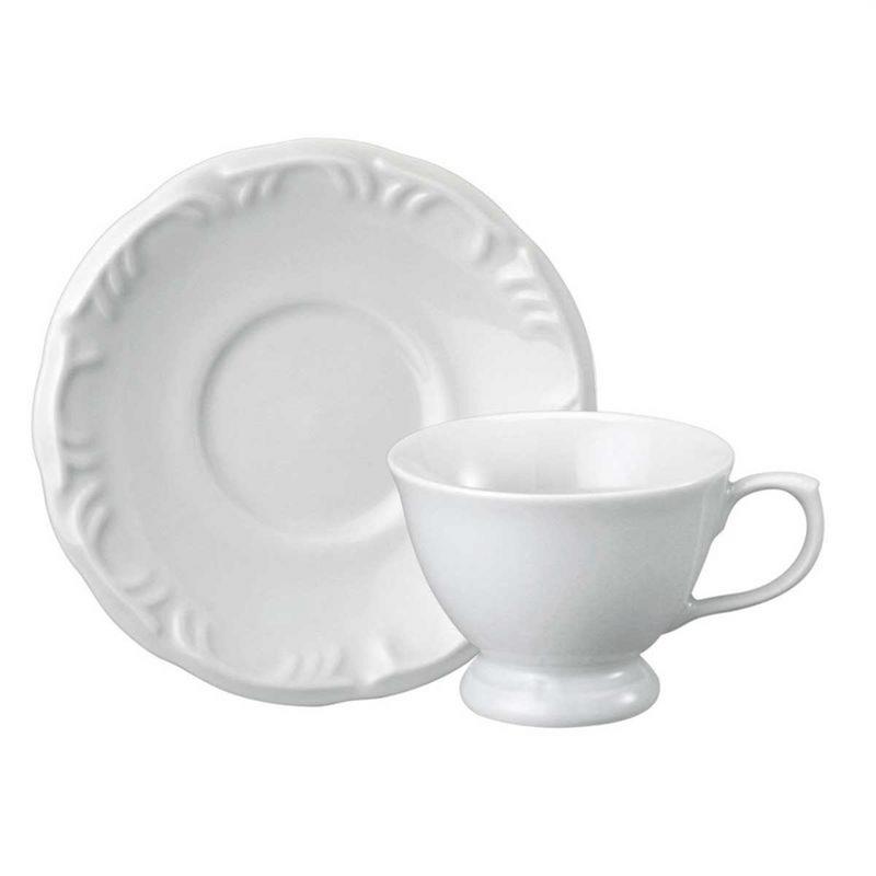 Xícara Chá com Pires Pomerode - Schimdt