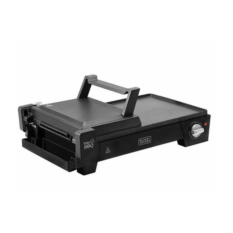 Grill Eletrico 3x1 - Black Decker