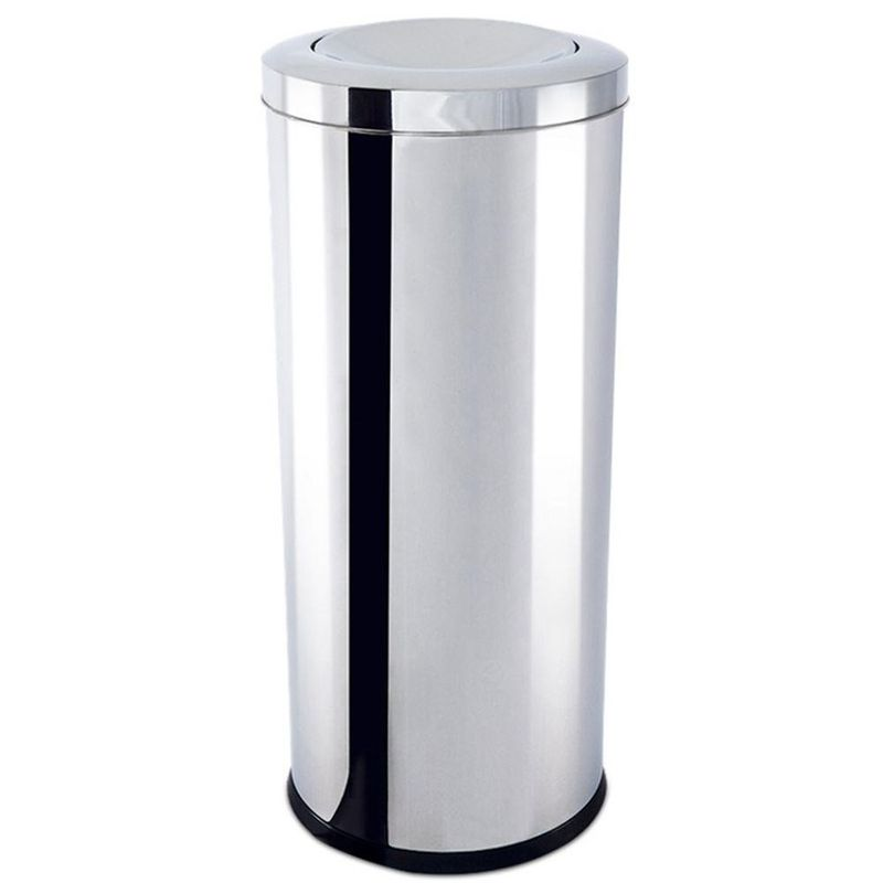 Lixeira Basculante 47 Litros - Brinox