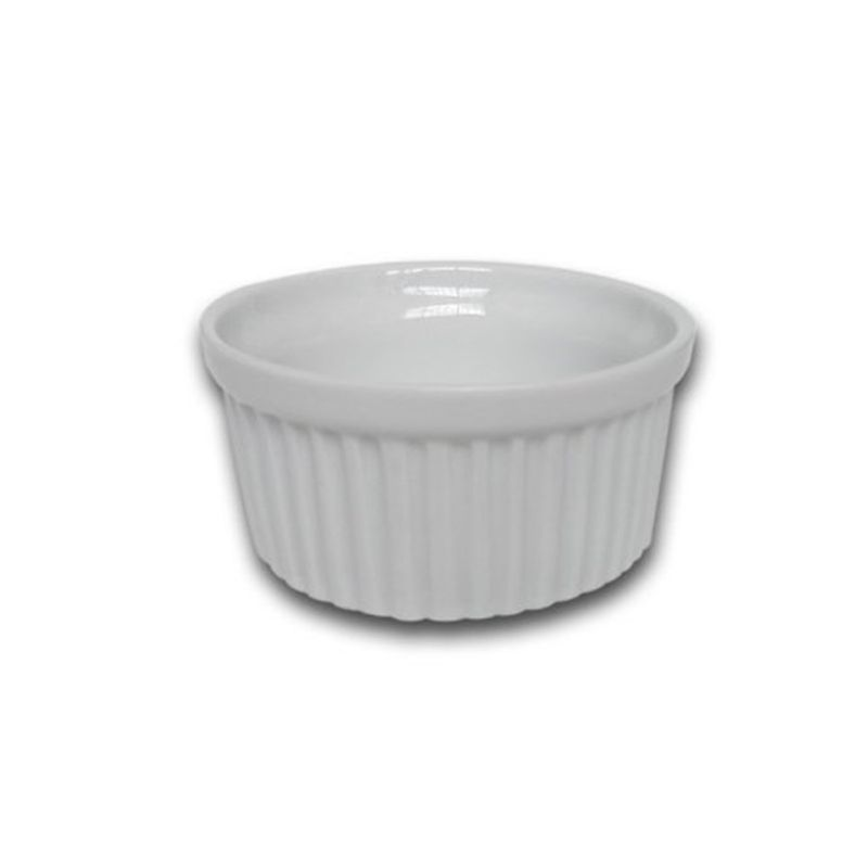 Ramequim Porcelana 7 Cm - Terramada